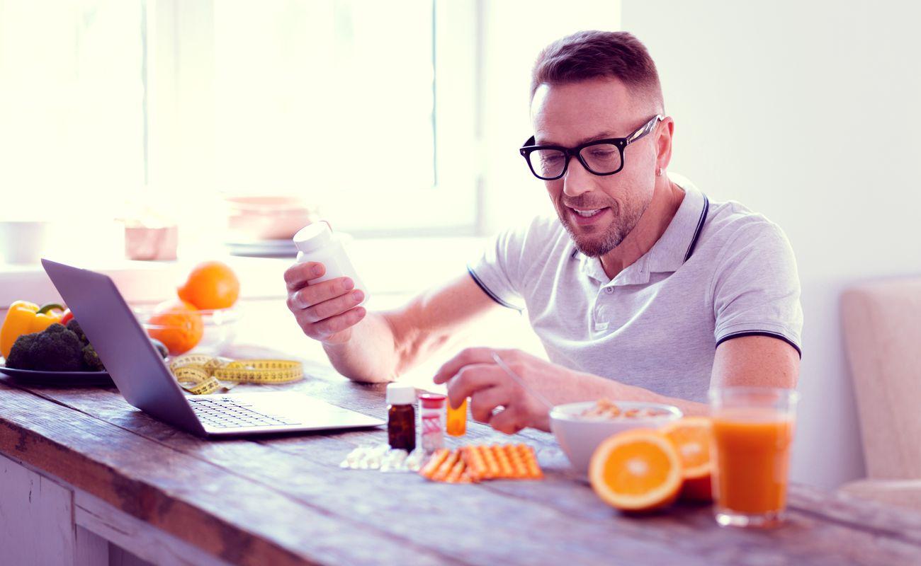 Suplementy diety wspierają mężczyzn w walce z zaburzeniami erekcji